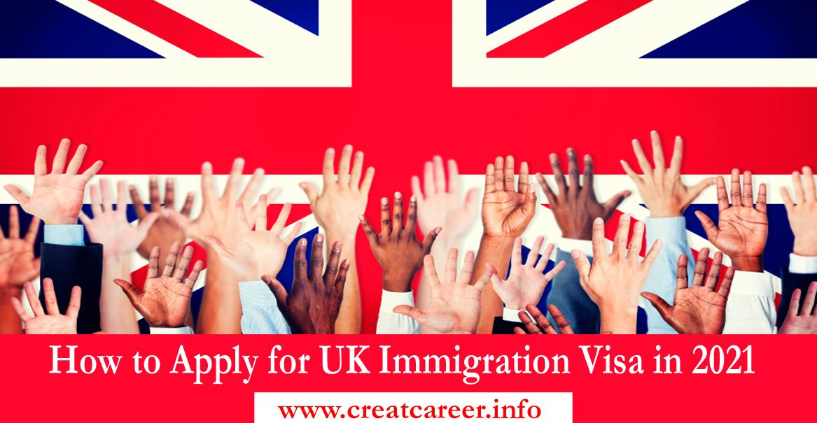 How to Apply for UK Immigration Visa in 2021